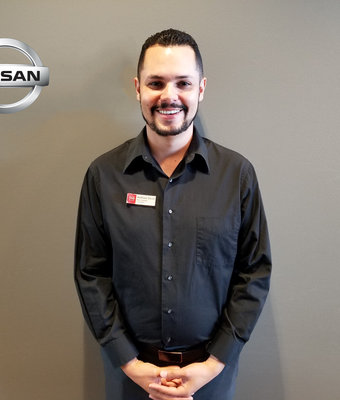 Sales Consultant MATT DAVID in Sales at Lokey Nissan