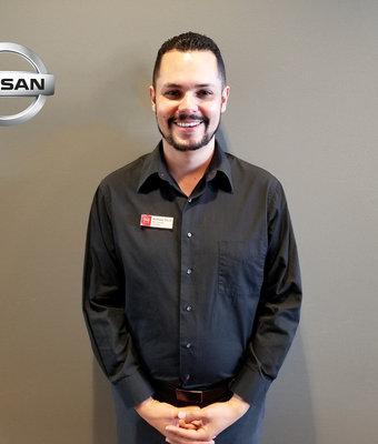 Sales Consultant MATT DAVID at Lokey Nissan