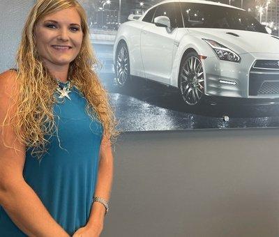Sales Associate Mirriah Cover in Sales at Lokey Nissan