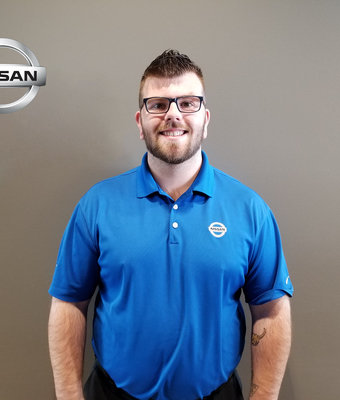 Service Advisor HARRISON JAMES in Service at Lokey Nissan