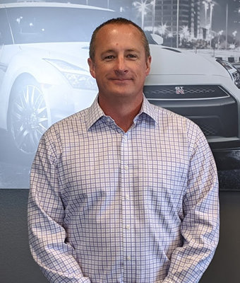 Sales Manager JP PENTNEY in Management at Lokey Nissan