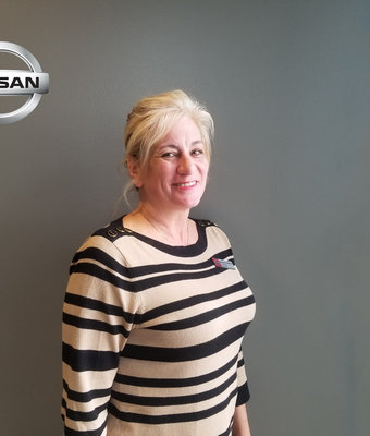 Finance Assistant DIANA ROLLINS in Sales at Lokey Nissan