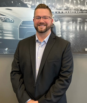 Sales Manager - Vehicle Acquisitions Director JOHN KLARIDES in Management at Lokey Nissan