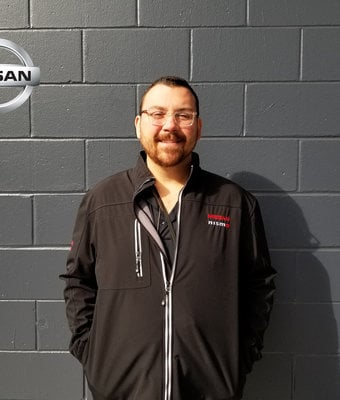 Parts Specialist AARON ADKINS in Parts at Lokey Nissan