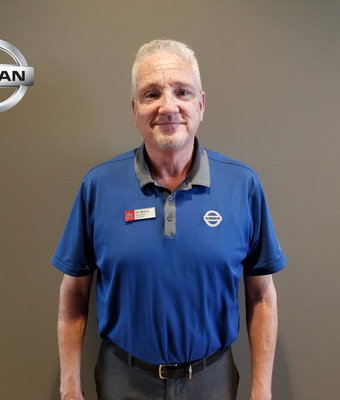 Rental Specialist TIM MCCOY in Service at Lokey Nissan
