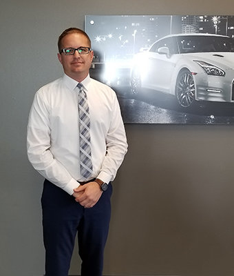 Service Manager WESLEY WANAMAKER in Management at Lokey Nissan