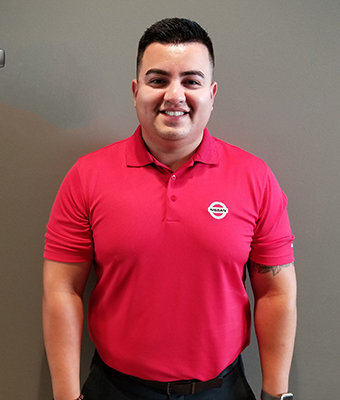 Sales Consultant Michael Henkel in Sales at Lokey Nissan
