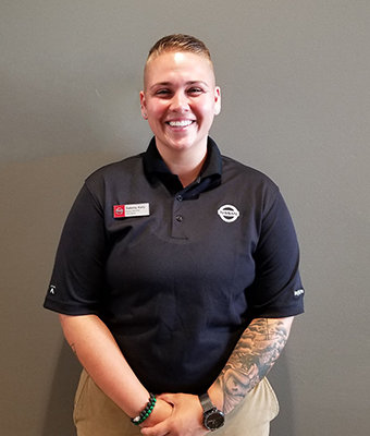 Sales Consultant Sabrina Kelly in Sales at Lokey Nissan