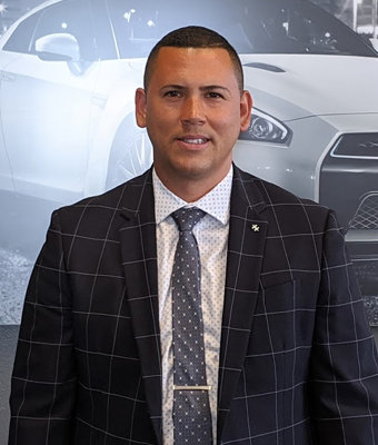 Sales Consultant JORGE SCOTT in Sales at Lokey Nissan
