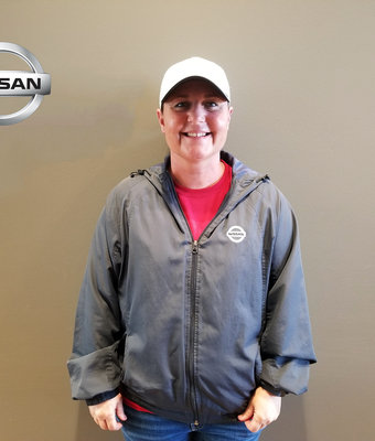Lot Porter MELISSA KENNEDY in Sales at Lokey Nissan