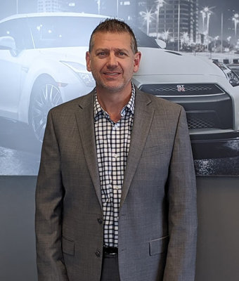 FINANCE DIRECTOR ROBERT COLEMAN in Finance at Lokey Nissan