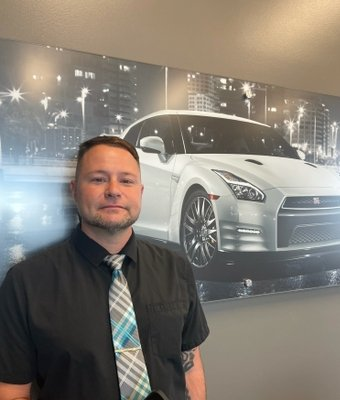 Sales Associate Richard Russom in Sales at Lokey Nissan