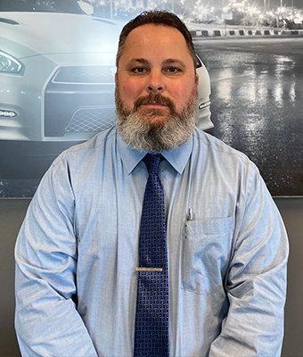 Sales Associate Mike Sergent in Sales at Lokey Nissan