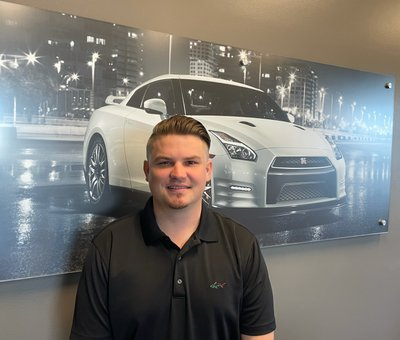 Sales Associate Bobby Holland in Sales at Lokey Nissan