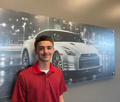 Sales Associate Anthony Horton in Sales at Lokey Nissan
