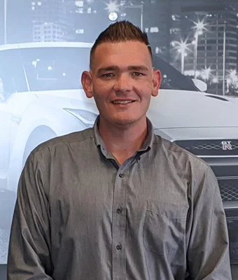 Sales Manager KYLE CARVER in Management at Lokey Nissan