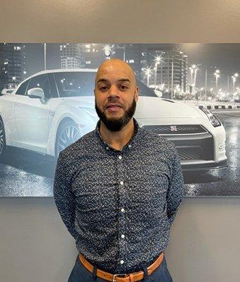 Internet Sales Carlos Ponce in Internet Department at Lokey Nissan