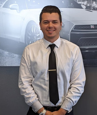 INTERNET NICCO DEABREU in Sales at Lokey Nissan