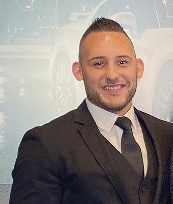 General Sales Manager Steve Alatorre in Management at Lokey Nissan