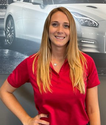 Service Assistant AMBERLYN MOORE in Service at Lokey Nissan