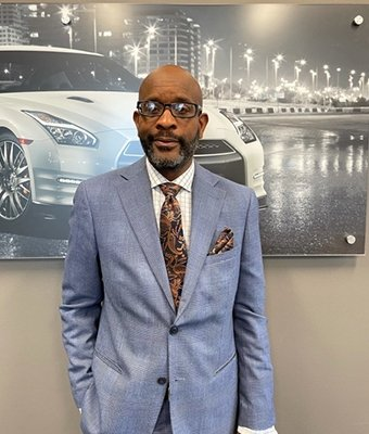 Sales Constultant Victor Washington in Sales at Lokey Nissan