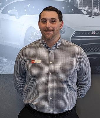 SALES CONSULTANT JOSH FARRELL in Sales at Lokey Nissan