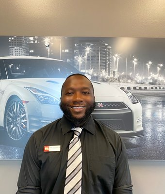 Sales Consultant Tate Humphrey in Sales at Lokey Nissan