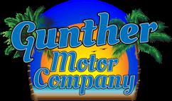 Gunther Motor Company Logo Main