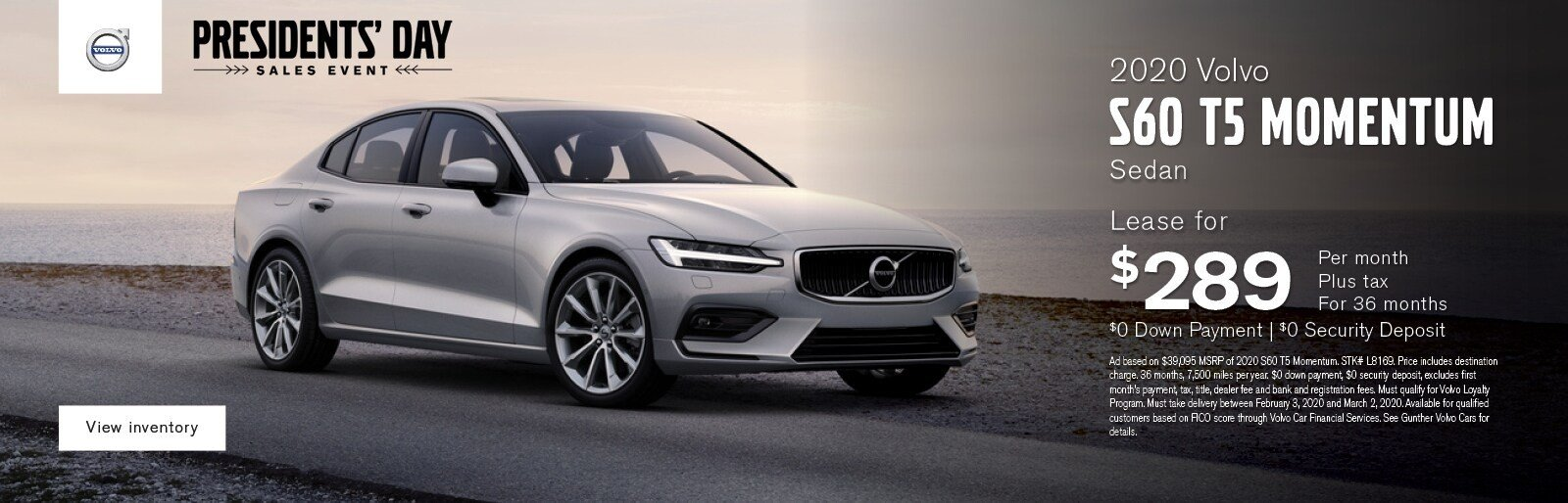s60 lease special