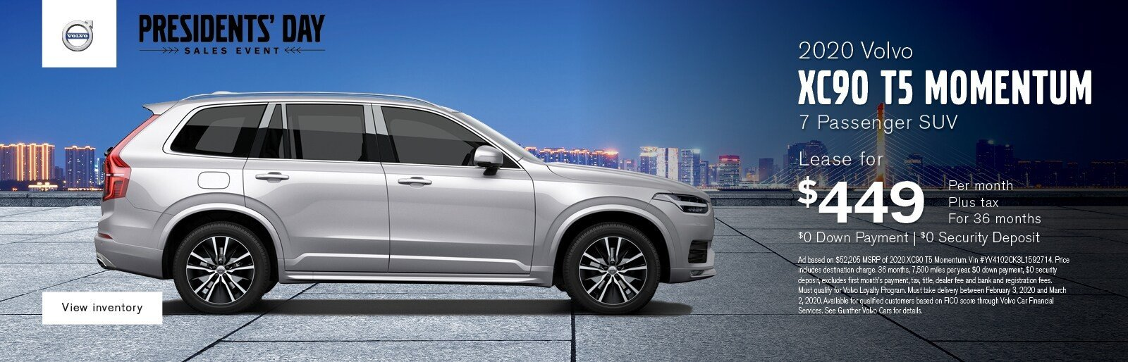 xc90 special