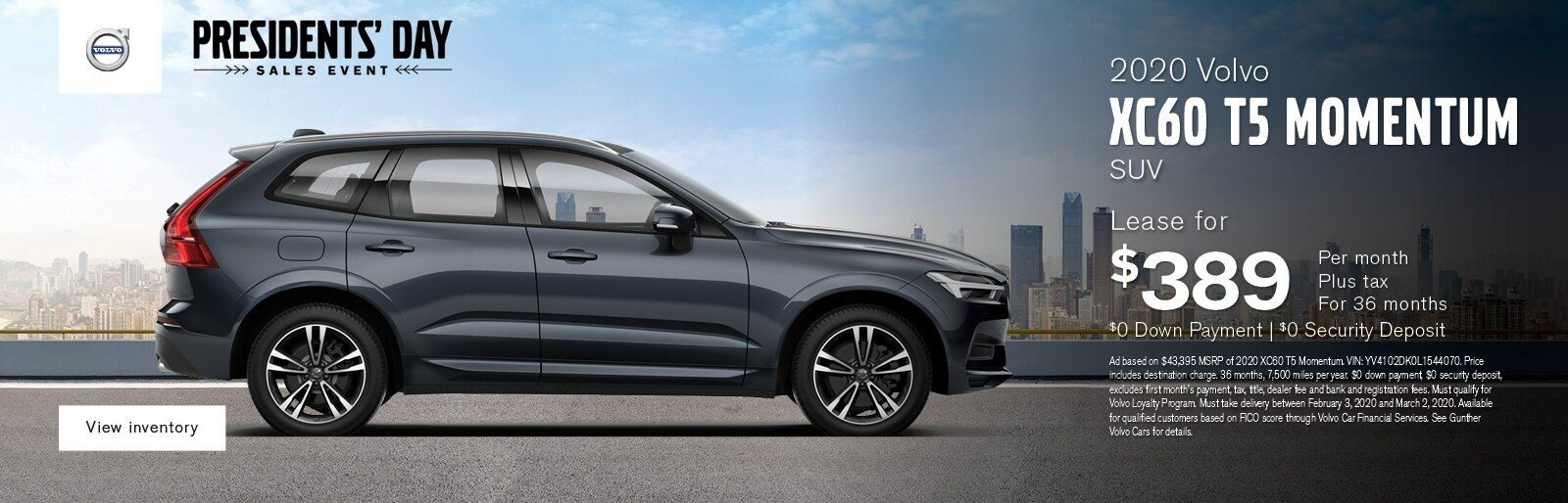 xc60 t5 special