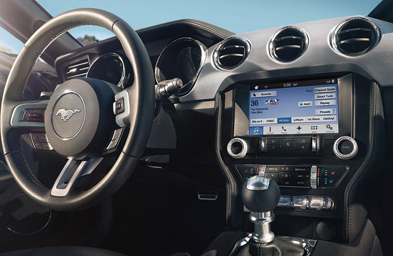 2017 Ford Mustang Selectable Drive Modes