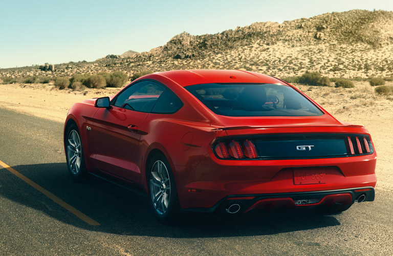 2017 Ford Mustang Performance Packages