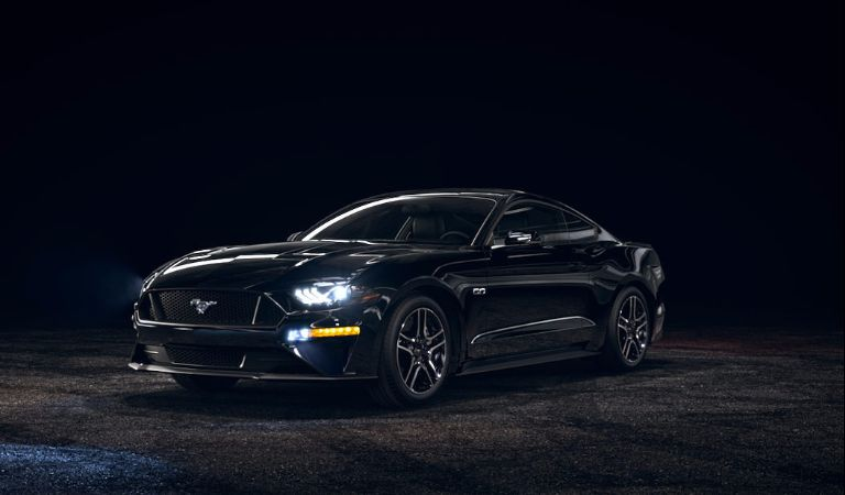 2018 Ford Mustang Shadow Black