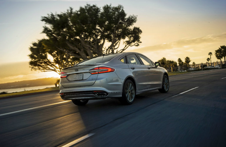 2018 Ford fusion release