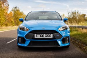 Blue 2018 Ford Focus | Wade Ford