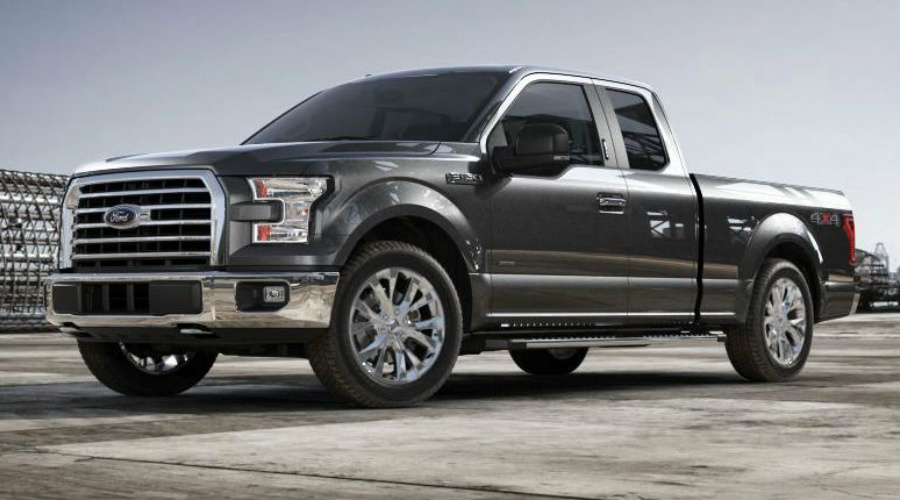 Magnetic 2017 Ford F-150
