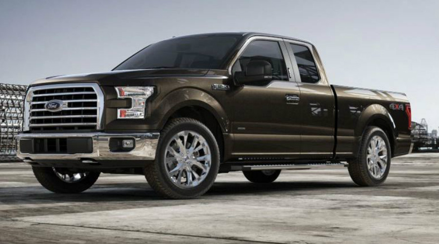Caribou 2017 Ford F-150