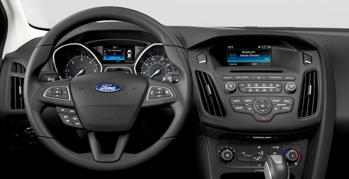 ford sync with myford