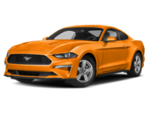 Orange Fury 2019 Ford Mustang in Smyrna, GA | Wade Ford