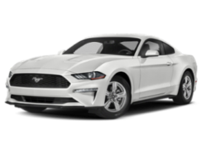 Oxford White 2019 Ford Mustang in Smyrna, GA | Wade Ford