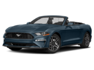 Velocity Blue 2019 Ford Mustang in Smyrna, GA | Wade Ford