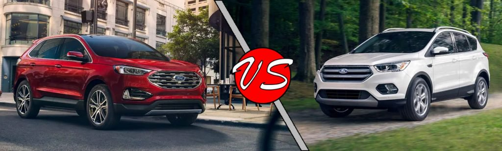 2019 Ford Escape vs 2019 Ford Edge in Smyrna, GA | Wade Ford