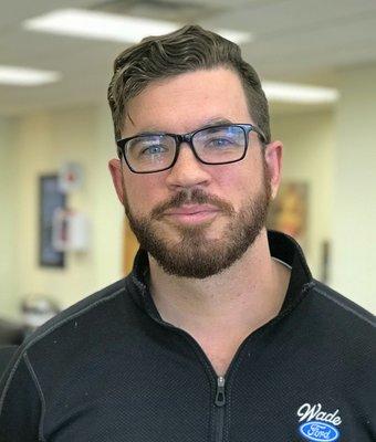 New Car Sales and Leasing Max Williams in New Car Sales and Leasing at Wade Ford