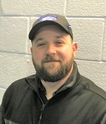 Service Advisor Josh Adams in Service at Wade Ford