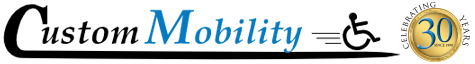 Custom Mobility Logo Main