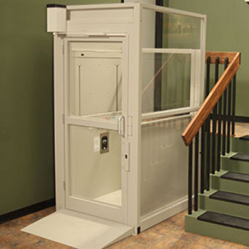 commercial vertical platform lifts