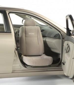 passenger car seats