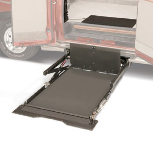 uvl series wheelchair lift