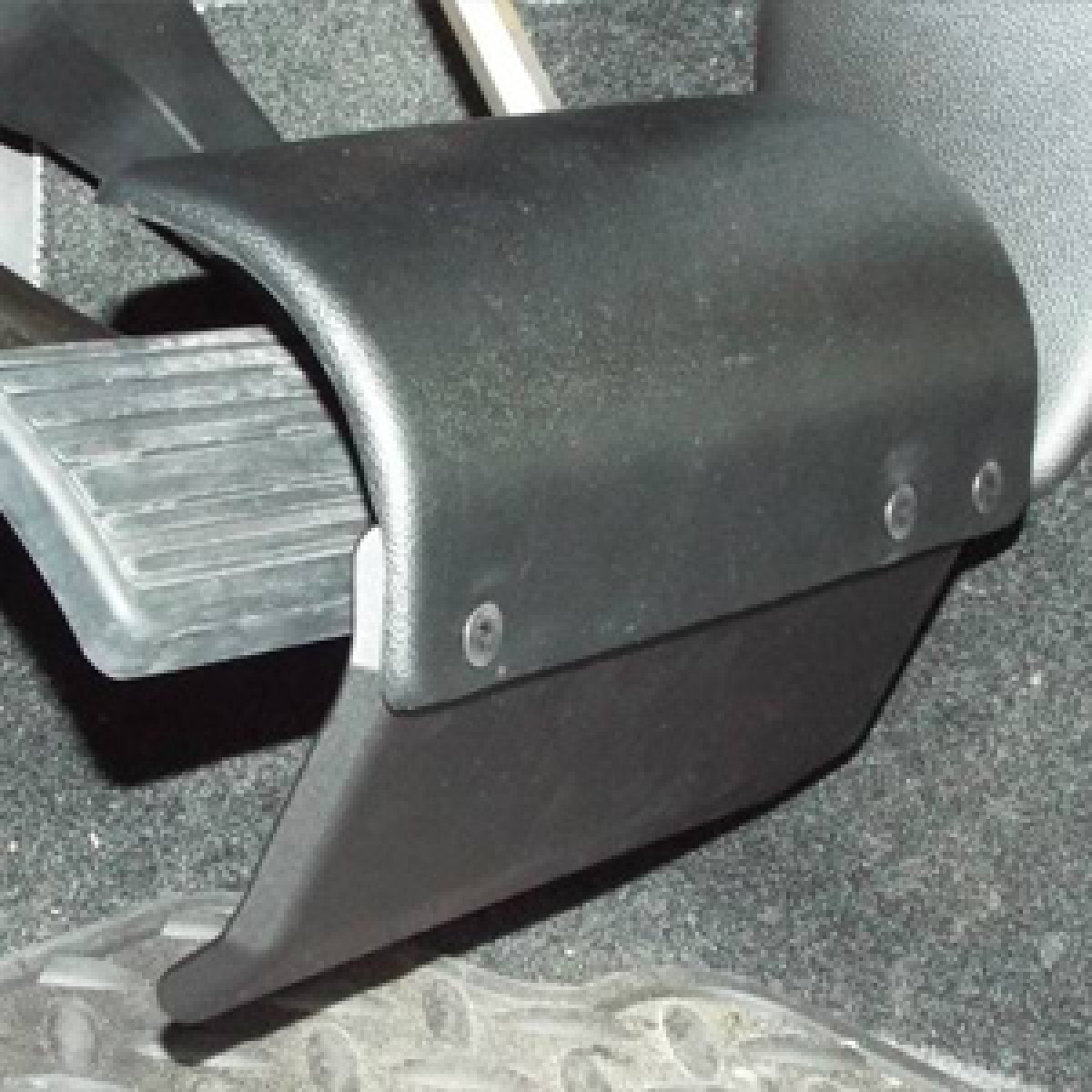 mpd accelerator brake guard